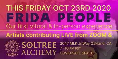 Frida People Friday - October Edition tickets