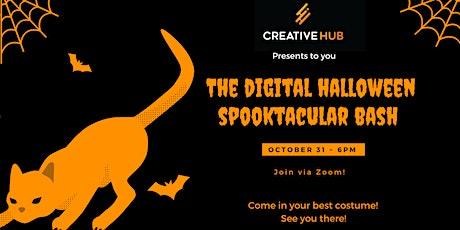 Digital Halloween Spooktacular Bash tickets