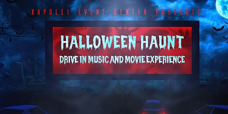Halloween Haunt Drive In Movie and Movie Experience tickets