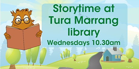 Storytime at Tura Marrang Library tickets