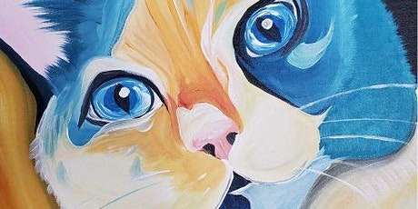 An Evening w/Paintergirl~Paint Your Pet Event~SAHS Fundraiser tickets