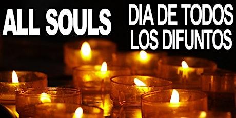 All Souls Mass/Misa de Todos los Difuntos boletos