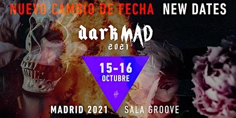 DarkMAD  15 y 16 Octubre, 2021 tickets
