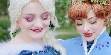 A Frozen Christmas Adventure with Elsa and Anna tickets