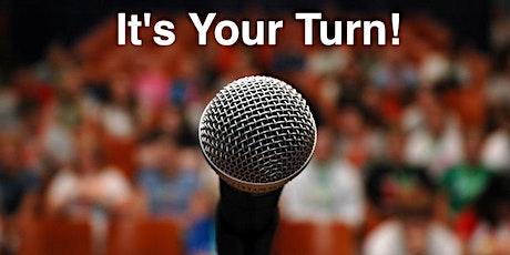 IN-PERSON - Public Speaking Course in Sydney CBD tickets