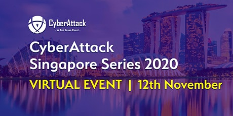 Cyber Attack Singapore 2020 tickets