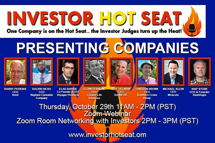 Investor Hot Seat image