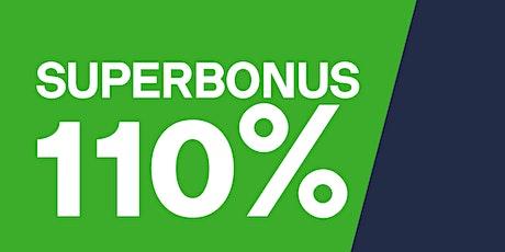 Superbonus 110% - Banche di Credito Cooperativo biglietti