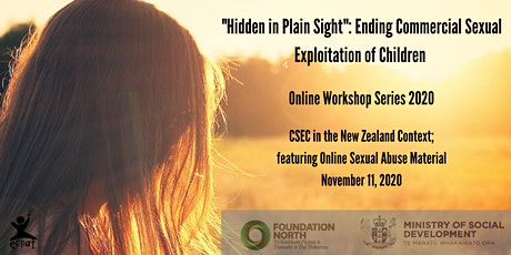 """Hidden in Plain Sight"": CSEC in NZ; featuring Online Sexual Abuse Material tickets"