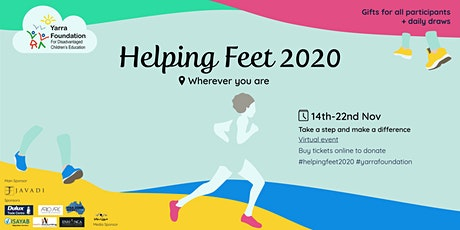 Helping Feet 2020 tickets
