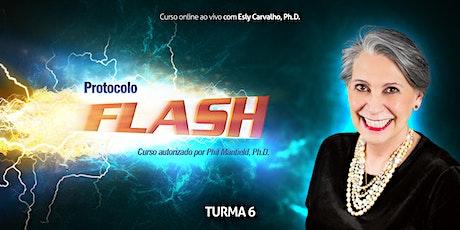 Protocolo Flash (em português) ingressos