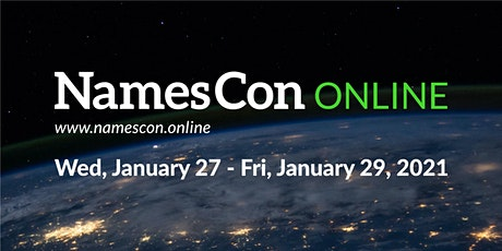 NamesCon Online 2021 - Connect for Success