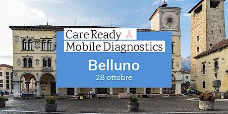 La Mammografia e l'Ecografia Gratuita - Belluno (BL) 28 Ottobre 2020 biglietti