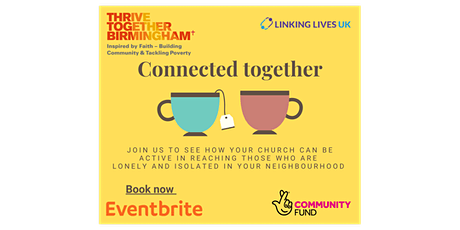 How can churches be active in addressing loneliness  in their neighbourhood tickets