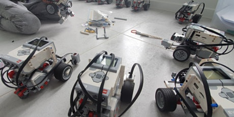 Robotics Term Program with Lego Mindstorms EV3 @ AARAS Parramatta tickets