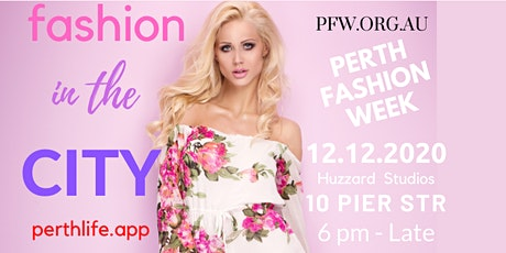 PERTH FASHION WEEK tickets