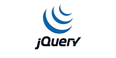 4 Weekends jQuery Training Course in Petaluma tickets