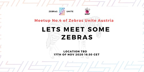 Meetup No.4 of ZebrasUnite Austria-  meets some local  zebras tickets