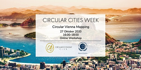 Circular Cities Week 2020 - Circular Vienna Mapping tickets