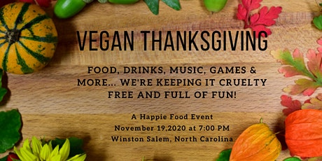 2nd Annual Vegan Thanksgiving tickets