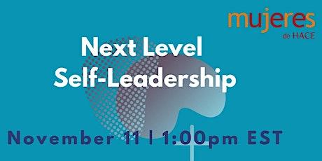 Next Level Self-Leadership tickets