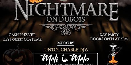 Nightmare on Dubois tickets