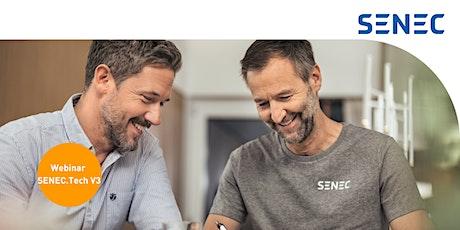 SENEC.Tech V3 - 17/11/20 biglietti