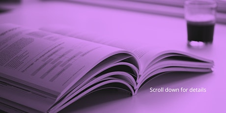 Advanced course in CtrlPrint & InCopy (English, online) tickets