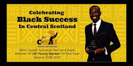 Celebrating Black Success In Central Scotland tickets