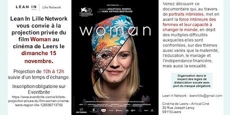 Projection privée du film Woman - cinéma Leers (région Lille) billets