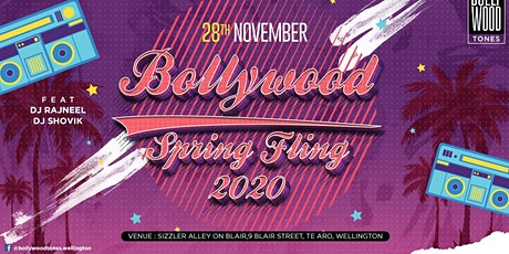 Bollywood Spring Fling 2020 tickets