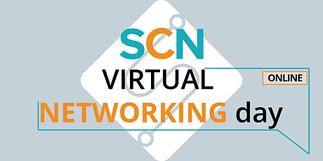 SCN Virtual Networking Day tickets