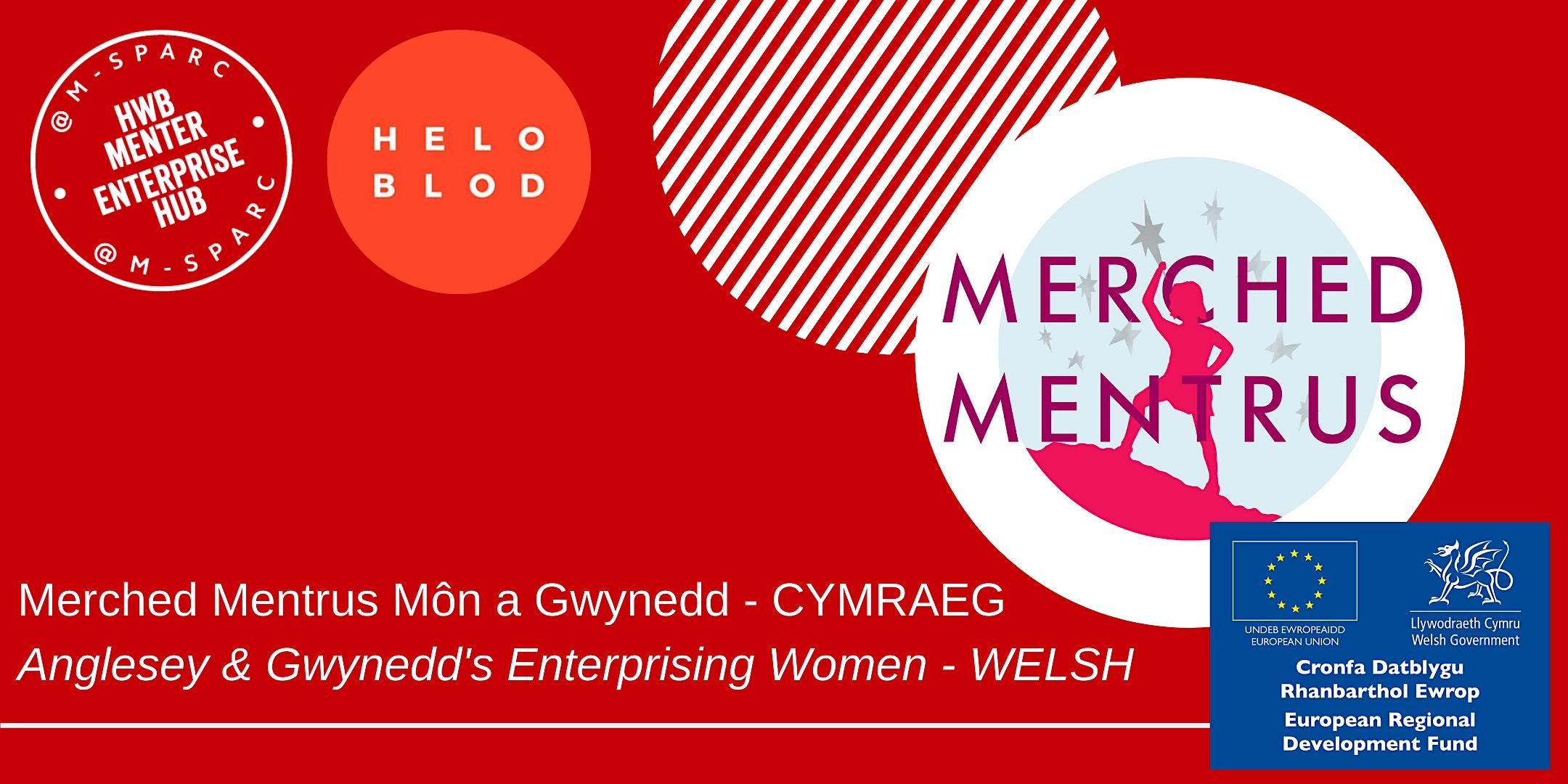 Merched Mentrus Mon a Gwynedd - Sgwrsio CYMRAEG