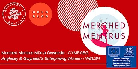 Merched Mentrus Mon a Gwynedd - Sgwrsio CYMRAEG tickets