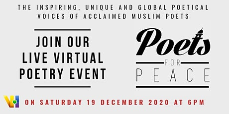 Live Virtual Poetry Event tickets