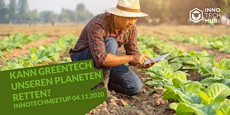 InnoTechMeetup #01 // Green Economy & GreenTech-Startups Tickets