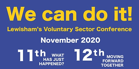 Day 2  - Moving Forward Together | Lewisham's Voluntary Sector Conference