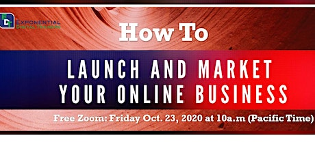 How To Launch And Market Your Business Online Fast tickets