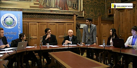 Young Achievers Engaging with Parliamentarians, Experts in Parliament Week tickets
