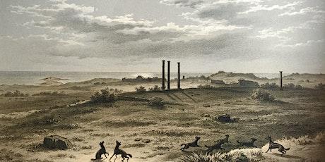 Trésors de Richelieu : La cité des morts, archéologie en Libye billets