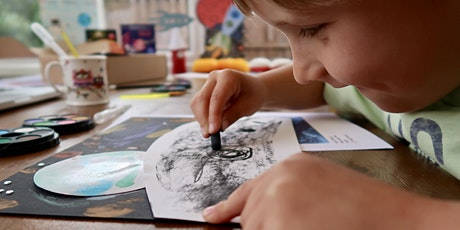 Home Is Where the Art Is - A Seasonal Art Class - 4 x classes in November tickets