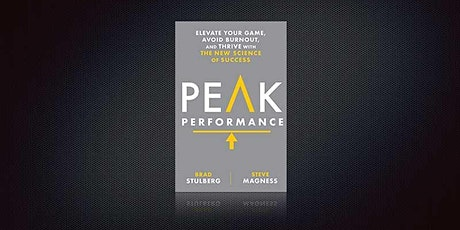 Book Review & Discussion : Peak Performance tickets