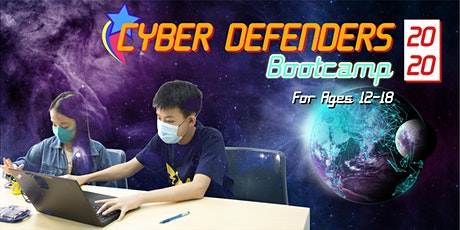 3 Day Cyber Defender (Cyber Security) Bootcamp For Teens 12-18 |12-5pm tickets