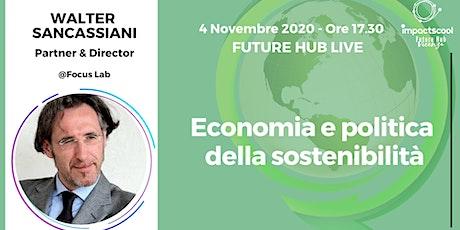 Future Hub Live con Walter Sancassiani biglietti
