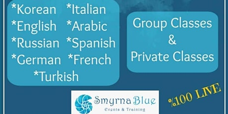 Level 1 Online Spanish Language Classes tickets