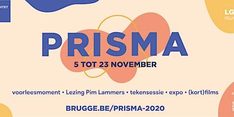 Openingsavond expo 'Reflections on identity' // Prisma tickets