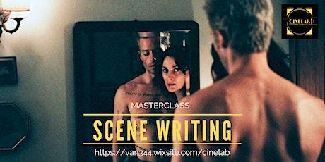 Masterclass: Scene writing tickets