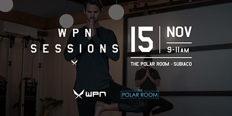 WPN Sessions - Men's Health & Wellbeing Event tickets