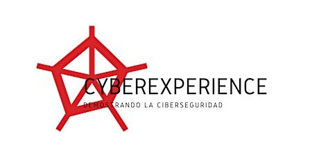 Talleres CyberExperience - Demostradores  de Ciberseguridad boletos