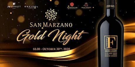 HN & HCMC | GOLD NIGHT by San Marzano tickets